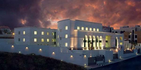 مشروع مبنى السفارة المصرية – عمان