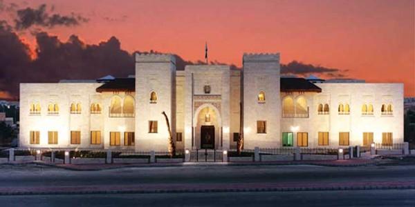 مشروع مبنى مؤسسة آل البيت للفكر الاسلامي