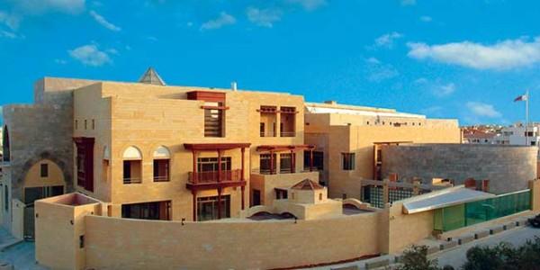 مشروع مبنى السفارة القطرية وسكن سعادة السفير/ عمان