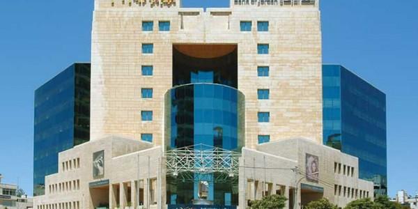 مشروع مبنى الإدارة العامة لبنك الأردن