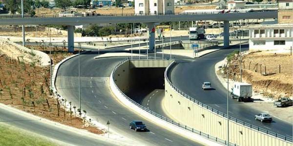 مشروع نفق وجسر تقاطع شارع القدس – أبو هريرة