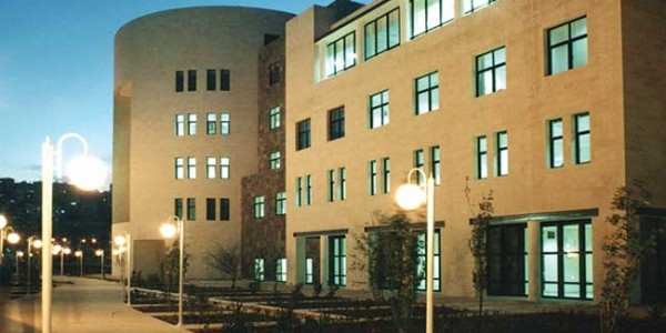 مبنى أمانة عمان الكبرى