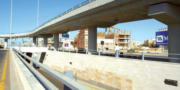 JABER COMPLEX INTERSECTION PROJECT