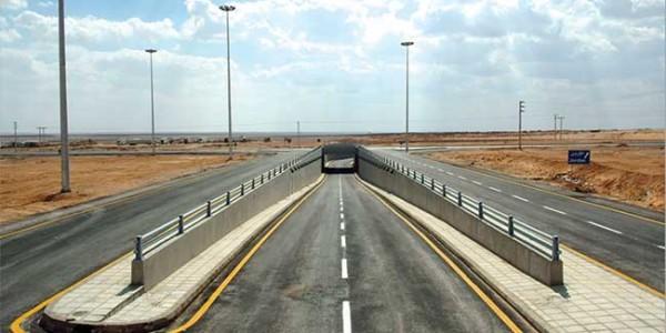 مشروع تقاطعات على مدخل مركز حدود العمري